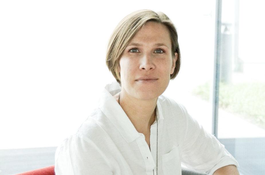 Mokslininkė Urtė Neniškytė