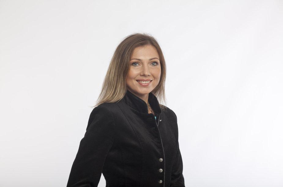 Lietuvos antidopingo agentūros vadovė dr. Ieva Lukošiūtė-Stanikūnienė