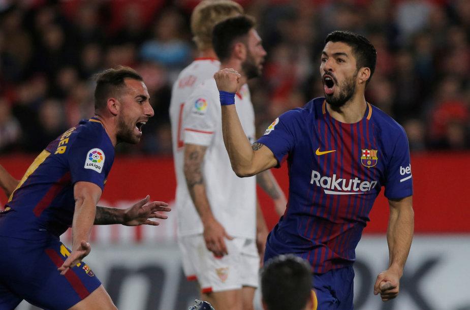 """""""Sevilla"""" – """"Barcelona"""""""