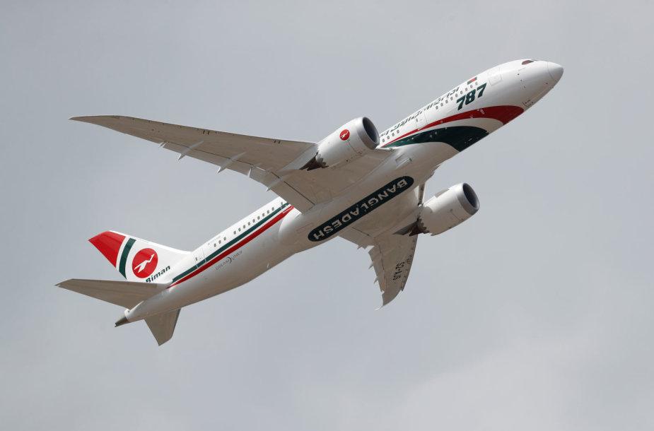 """Biman Bangladesh Airlines"" lėktuvas"