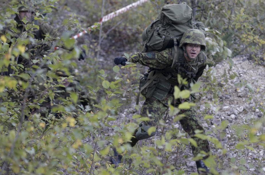 Estijos karys savanoris