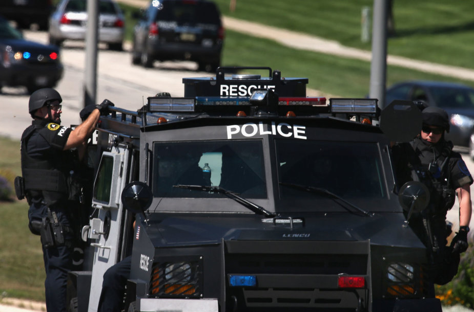 Viskonsino policija