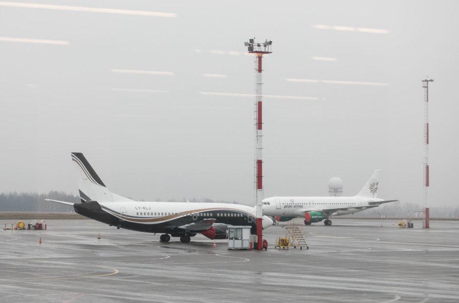 Naujasis VIP terminalas Vilniaus oro uoste