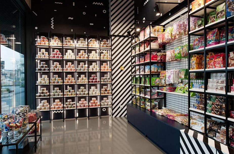 """""""Candy Pop"""" – vieno berniuko svajonė, virtusi ypatingų saldumynų parduotuve"""