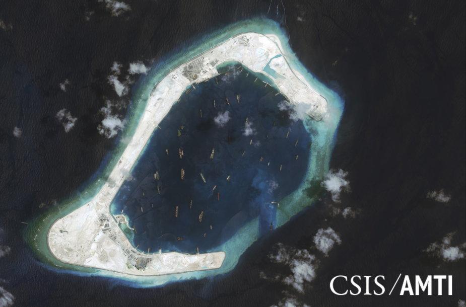 Spratlio salos 2015-ųjų rugsėjį