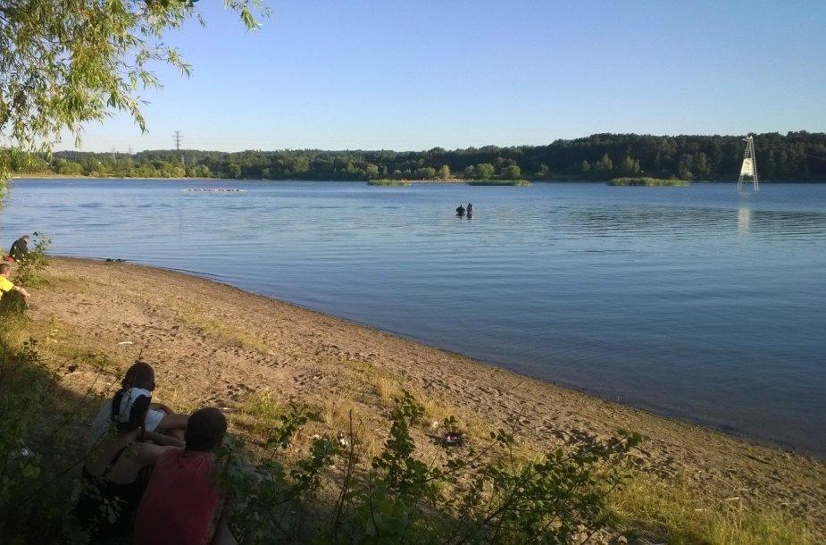 Lampėdžio ežeras