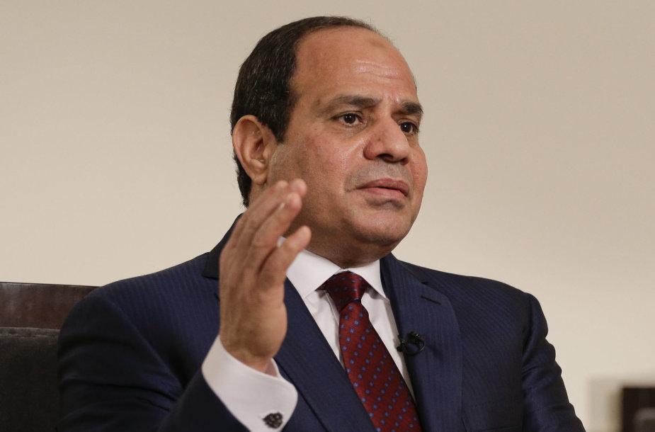 Abdelas Fattahas el-Sisi