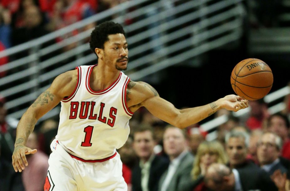 Derrickas Rose'as
