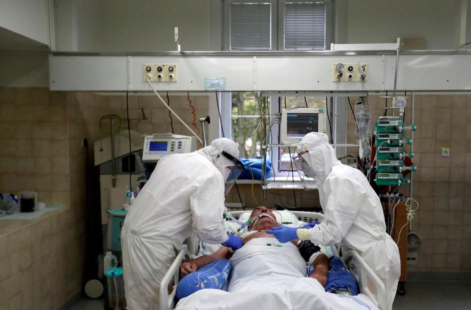 Kova su koronavirusu Čekijoje