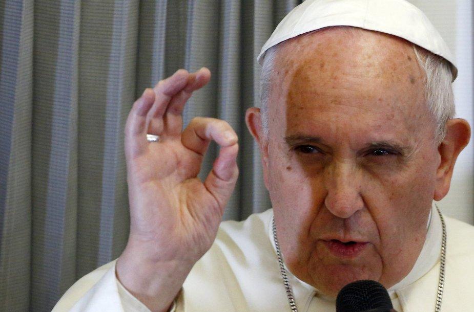 Popiežius Pranciškus Filipinuose