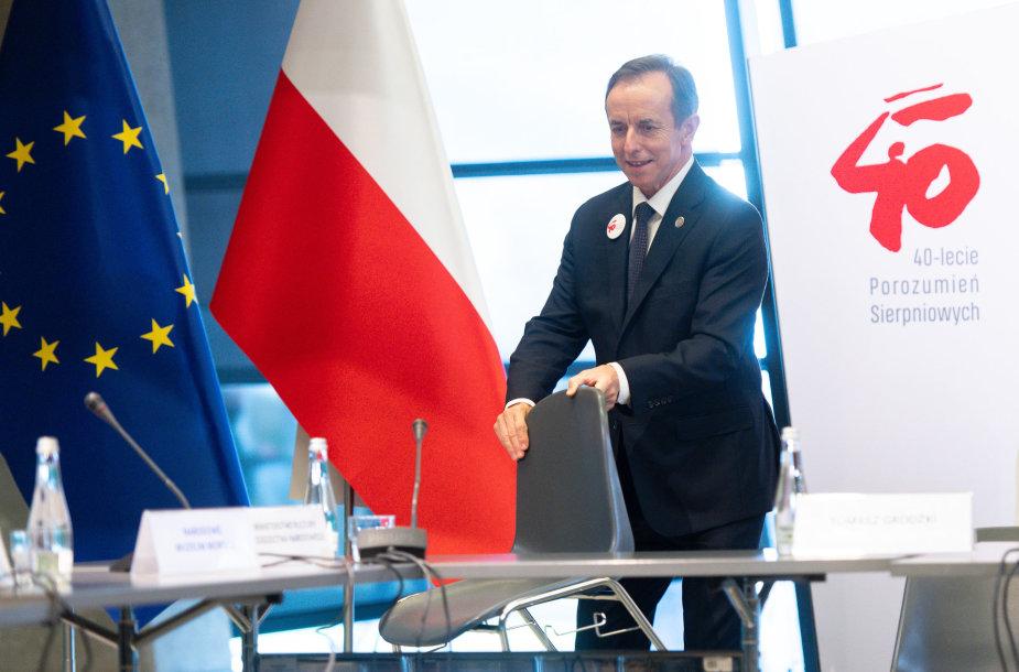 Tomaszas Grodzkis