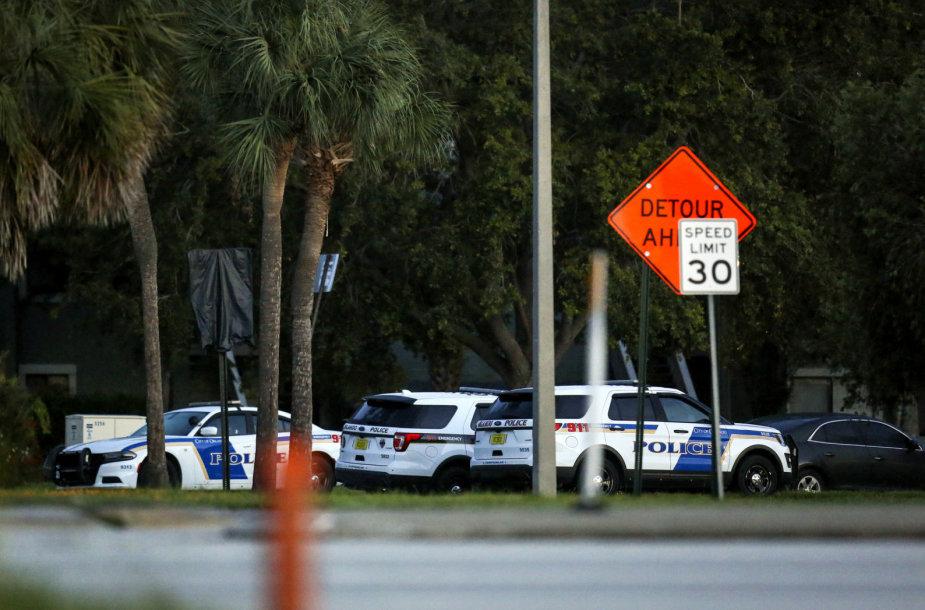 Floridos policija