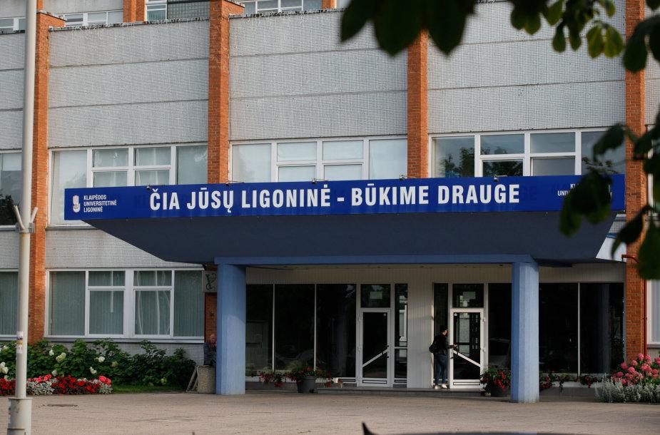 Klaipėdos universitetinė ligoninė