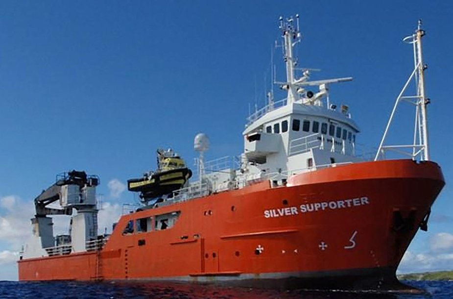 """Silver Supporter"" laivas"