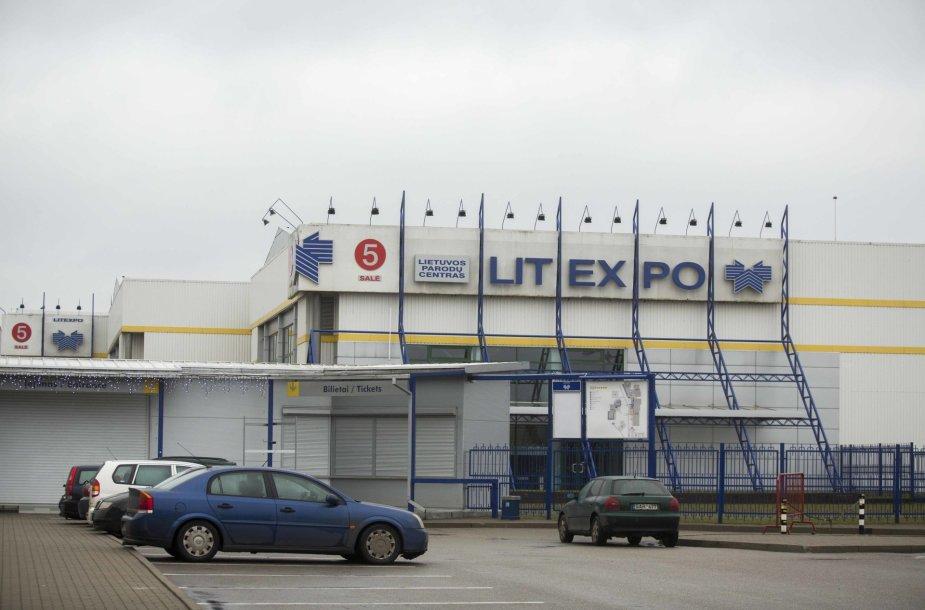 Lietuvos parodų ir kongresų centras Litexpo