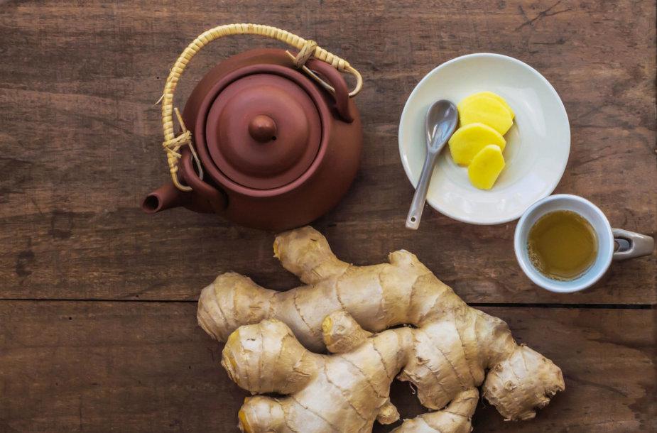 Detoksikuojanti arbata
