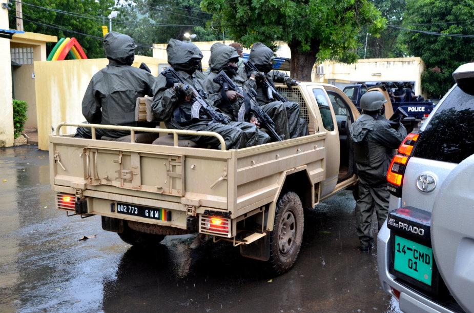 Malio kariai