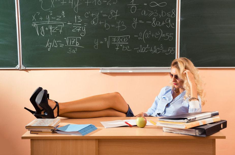 Seksuali mokytoja