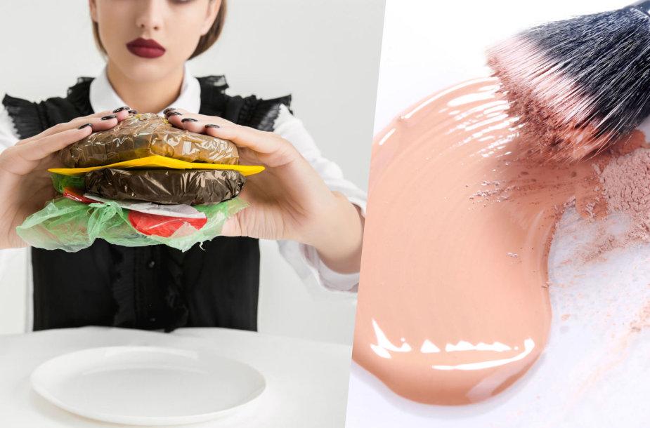 Plastikas maiste
