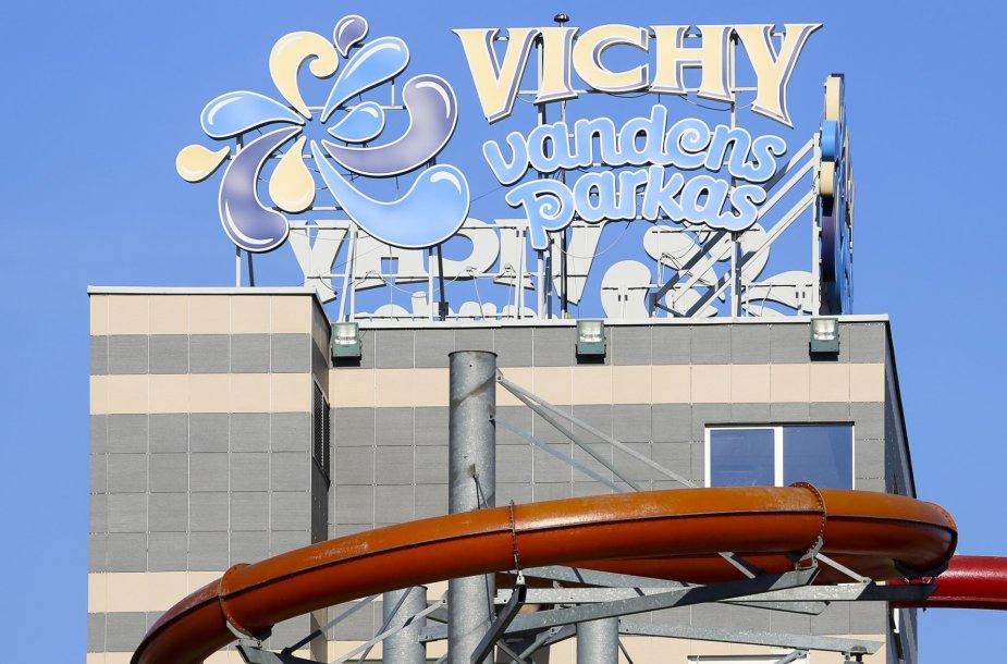 """""""Vichy"""" vandens parkas"""