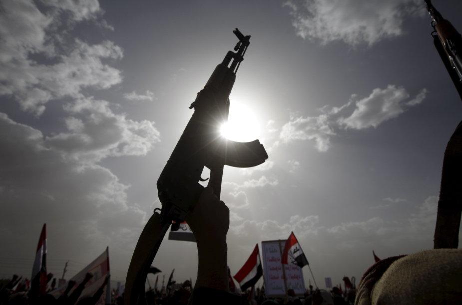 Jemeno sukilėliai