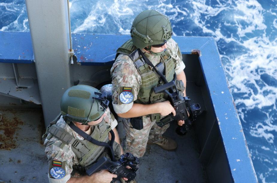 Lietuvių karių operacija Somalyje