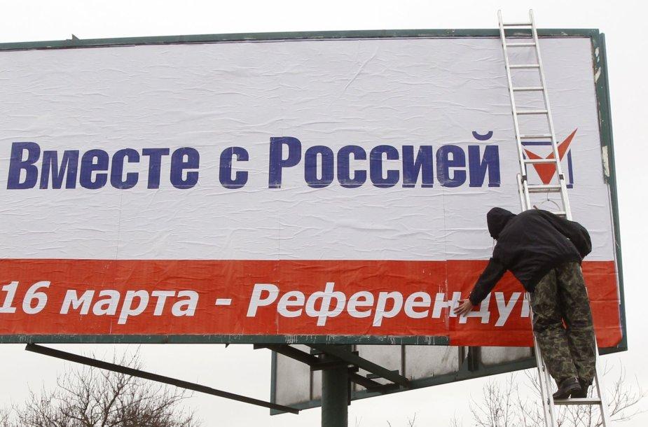 Referendumo reklama Kryme