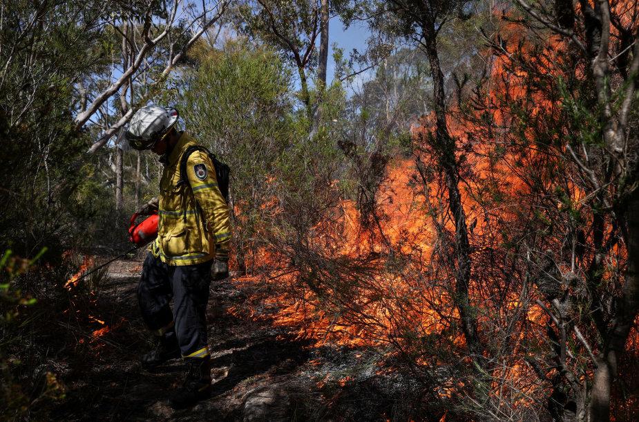Australijos ugniagesys
