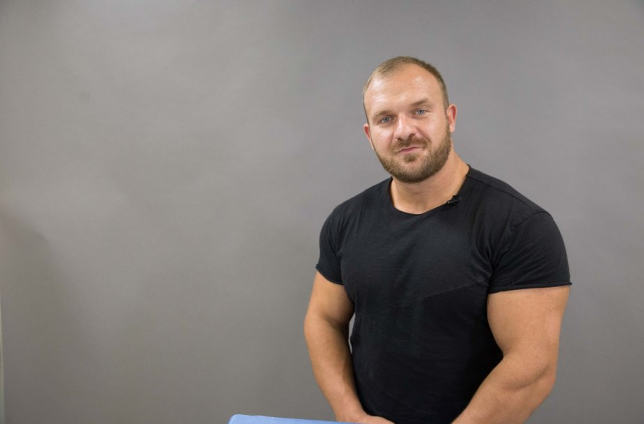 Vytautas Medineckas – Ironvytas