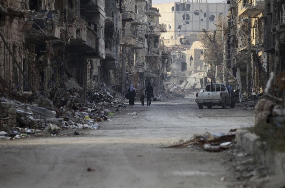 Deir al-Zoro miestas