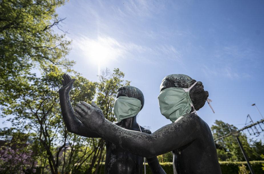 Gyvenimas Švedijoje praėjus pustrečio pandemijos mėnesio