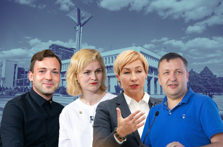 2020 Seimo naujokai