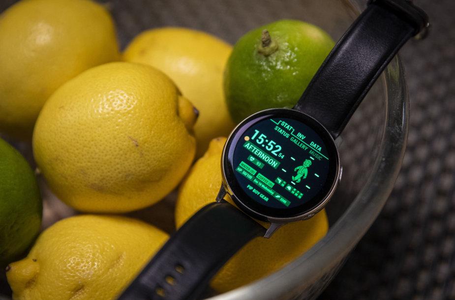 "Laikrodis – ""Samsung Galaxy Watch Active 2"""