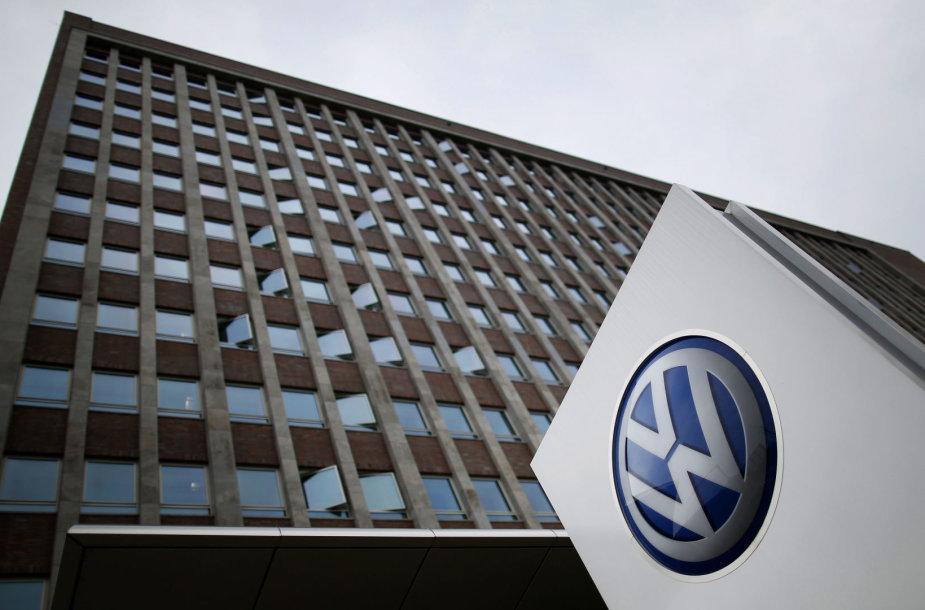 """Volkswagen"" būstinė Volfsburge"