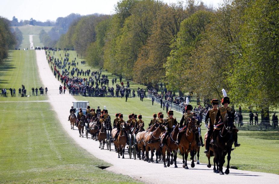 Princo Philipo laidotuvės