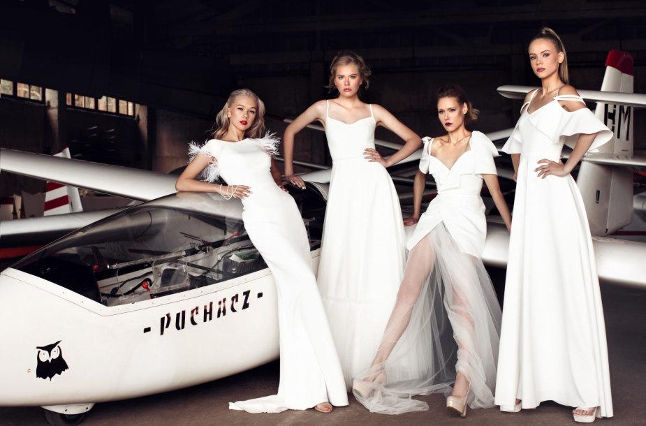 I.Miltienienės vestuvinių suknelių modeliai