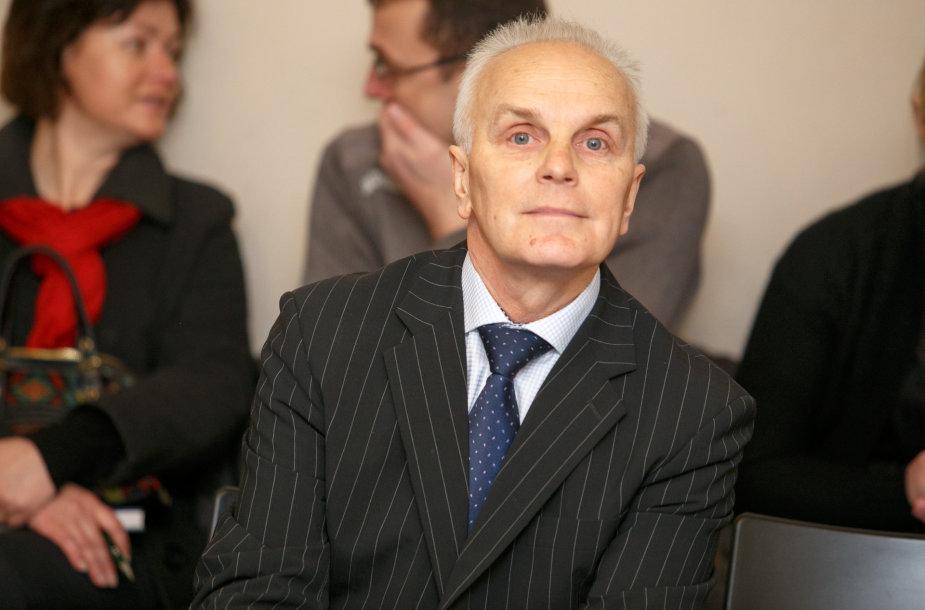 Bronislovo Burgio teismas