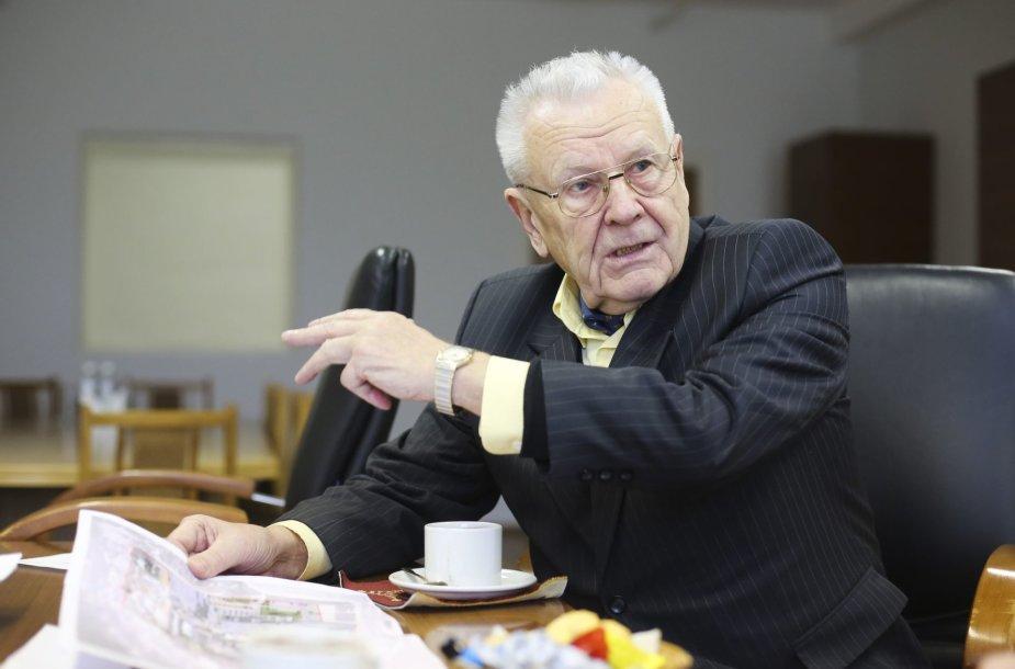 """UAB """"Audėjas"""" generalinis direktorius Jonas Karčiauskas"""