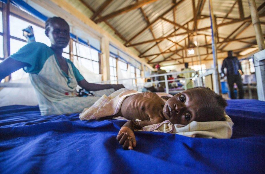 Bado auka Pietų Sudane