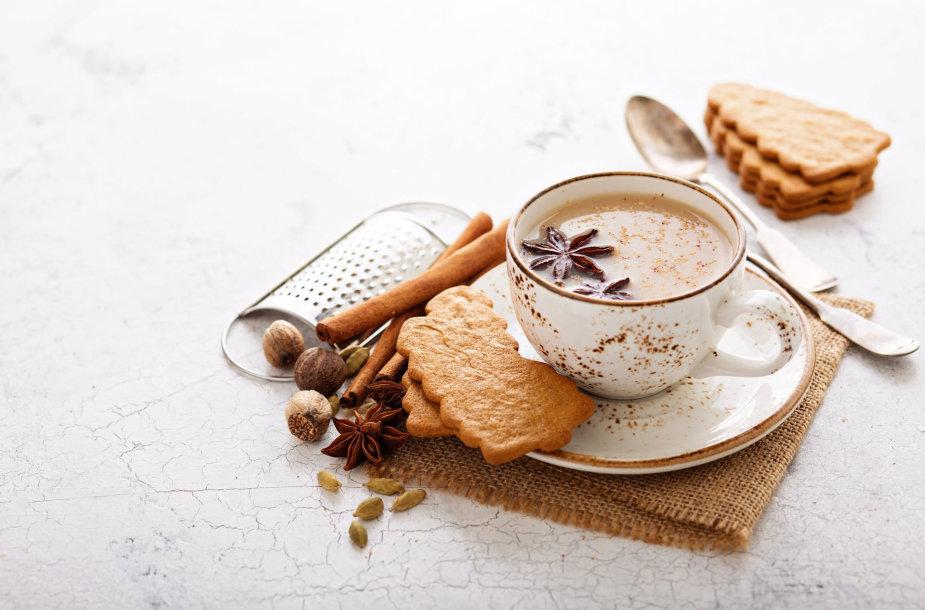 Kava su sausainiais