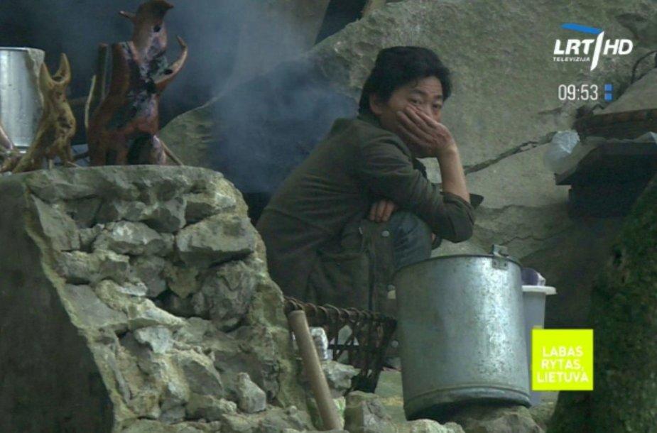 Urviniai žmonės Kinijoje