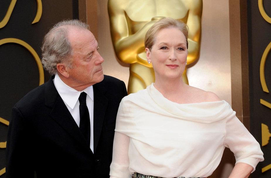 Meryl Streep su vyru Donu Gummeriu