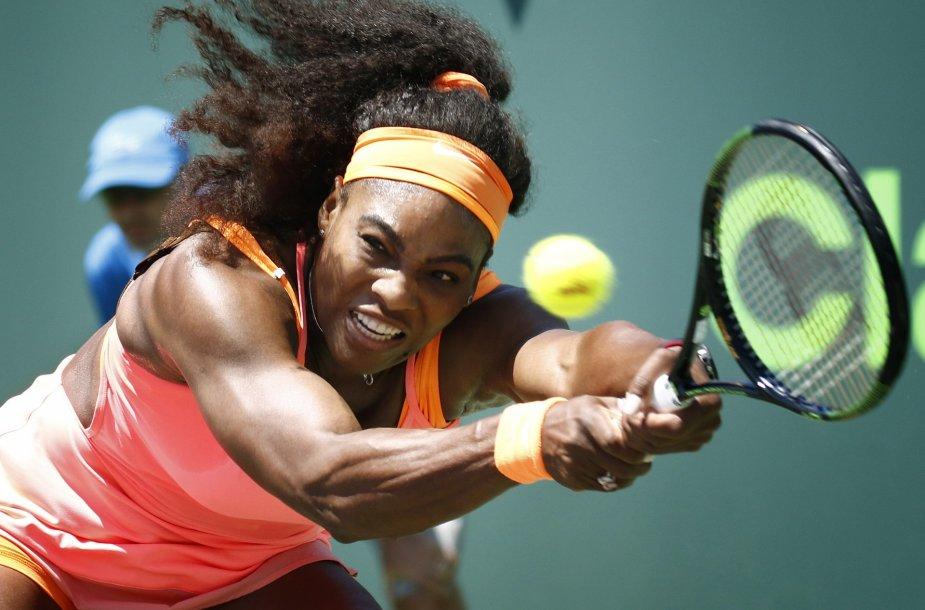 Serena Williams iškovojo 700-ąją pergalę karjeroje