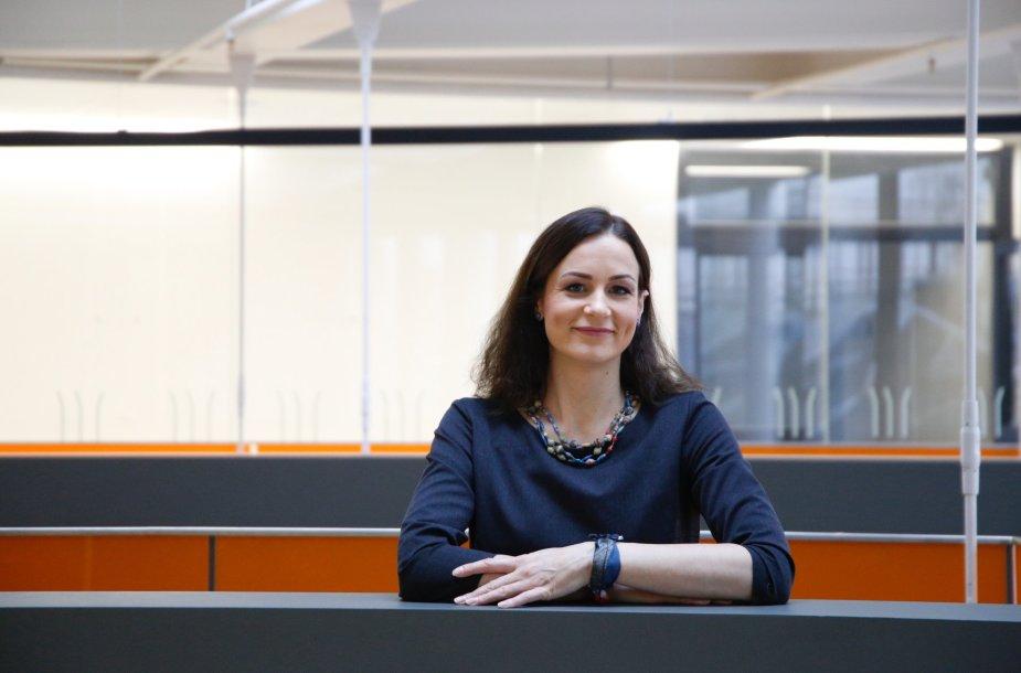 Kultūros viceministrė Ingrida Veliutė