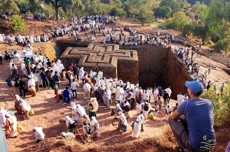 Kelionė Etiopijoje