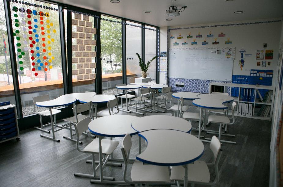 Kaune atidaryta Karalienės Mortos mokykla