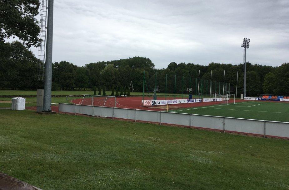 Naujasis daugiafunkcis centras pagal valdžios viziją atsirastų Kvietinių gatvėje, greta parko ir jau esančio stadiono.