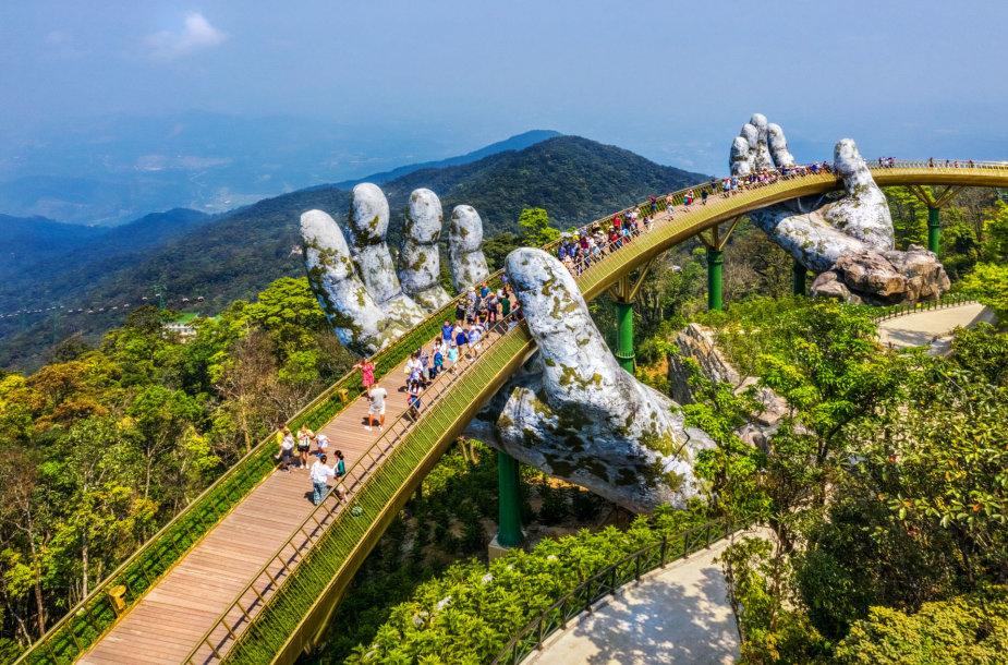 Auksinis tiltas, Vietnamas