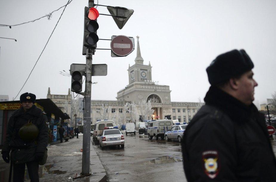 Tragedija Volgograde