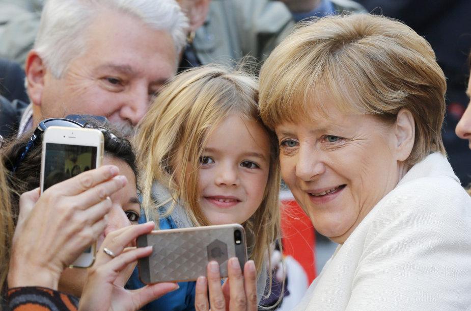 Vokietijoje – džiaugsminga šventė